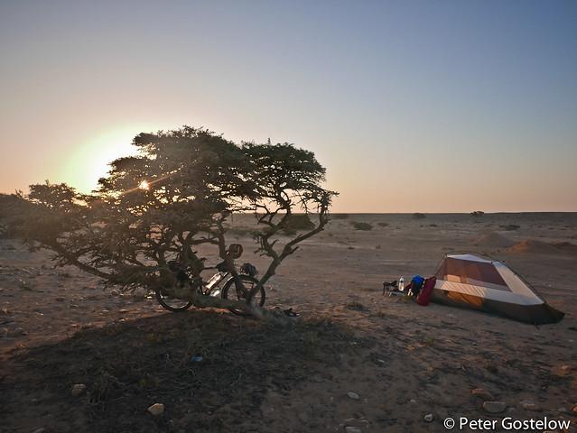 Camping near Shalim