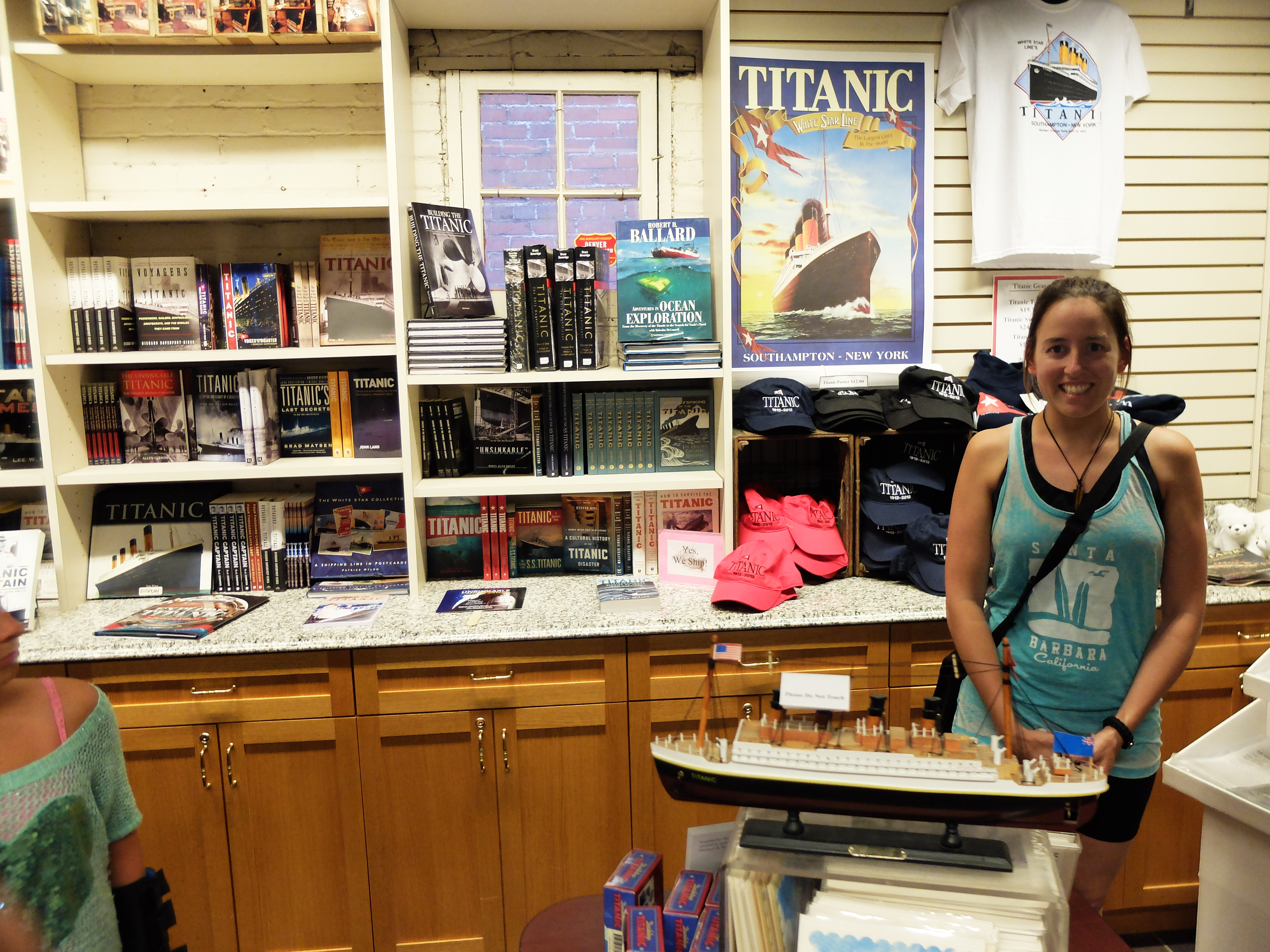 molly brown museum titanic (11)