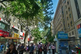 Santiago - Ahumada
