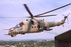 Czech Mi-24D Hind D (1994)
