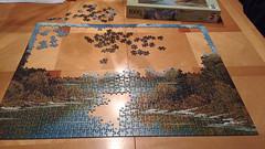 Puzzle Progress - February 10th Round 2