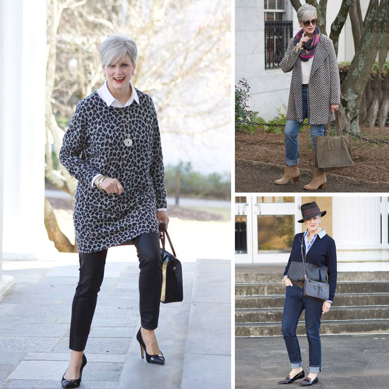 Over 40 Fashion Blogger Beth - Style at a Certain Age