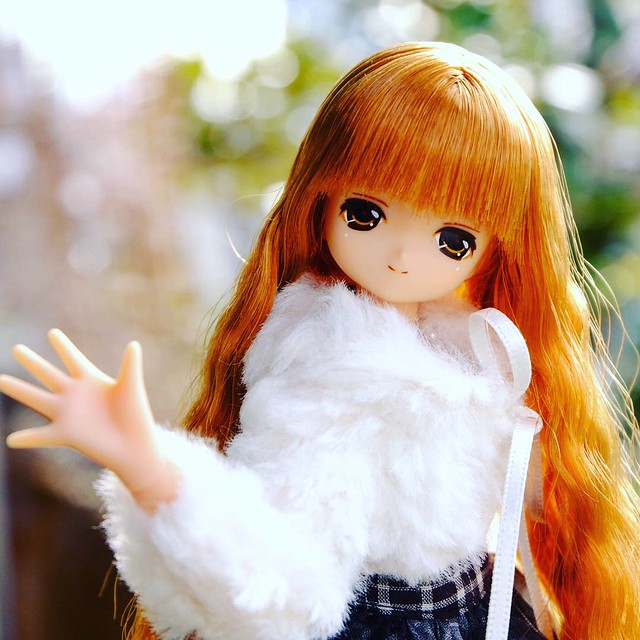 #doll #azone #lien #azonedoll #girlish #ドール #リアン #人形