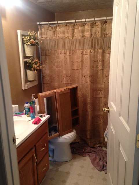 "Bathroom ""Before"""
