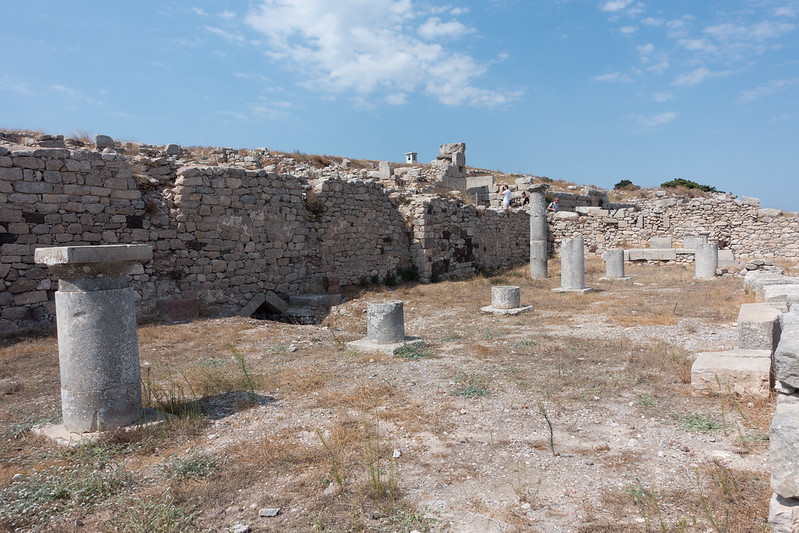 Perissa and Ancient Thera, 19 September 2015 006-1