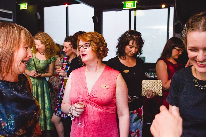 Frocktails January 2016