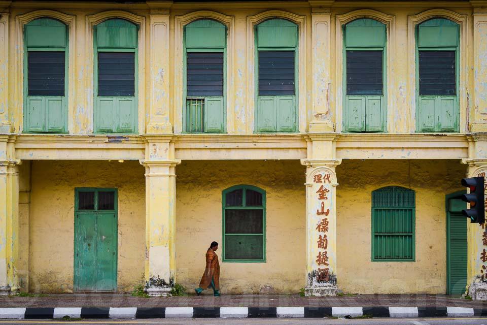 Pre World War II Building @ Ipoh, Malaysia