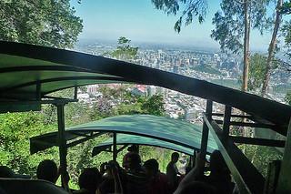 Santiago - Cerro San Cristobal funicular