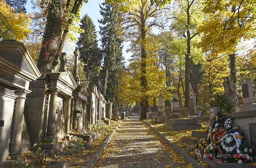 【写真】東欧周遊 : リチャキフ墓地