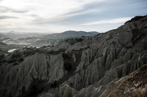 Calanchi d'Argilla - Montalbano Jonico