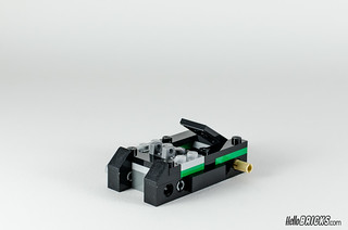 REVIEW LEGO 76045 DC Comics Batman Kryptonite Interception 09