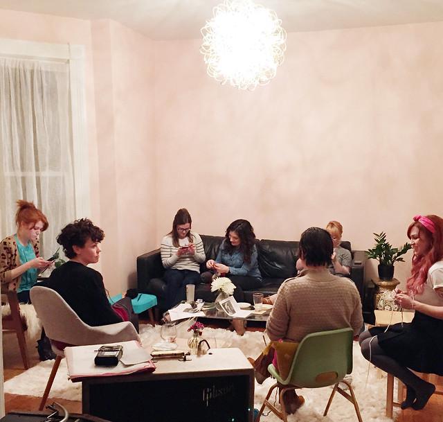 Knitting Group