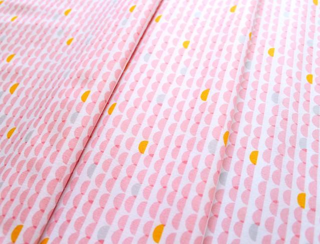 Cloud9 Fabrics Glint 151105 Dawn Pink