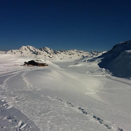 Wandeling in de sneeuw 💖 #hiking #alpedhuez #sneeuwvakantie