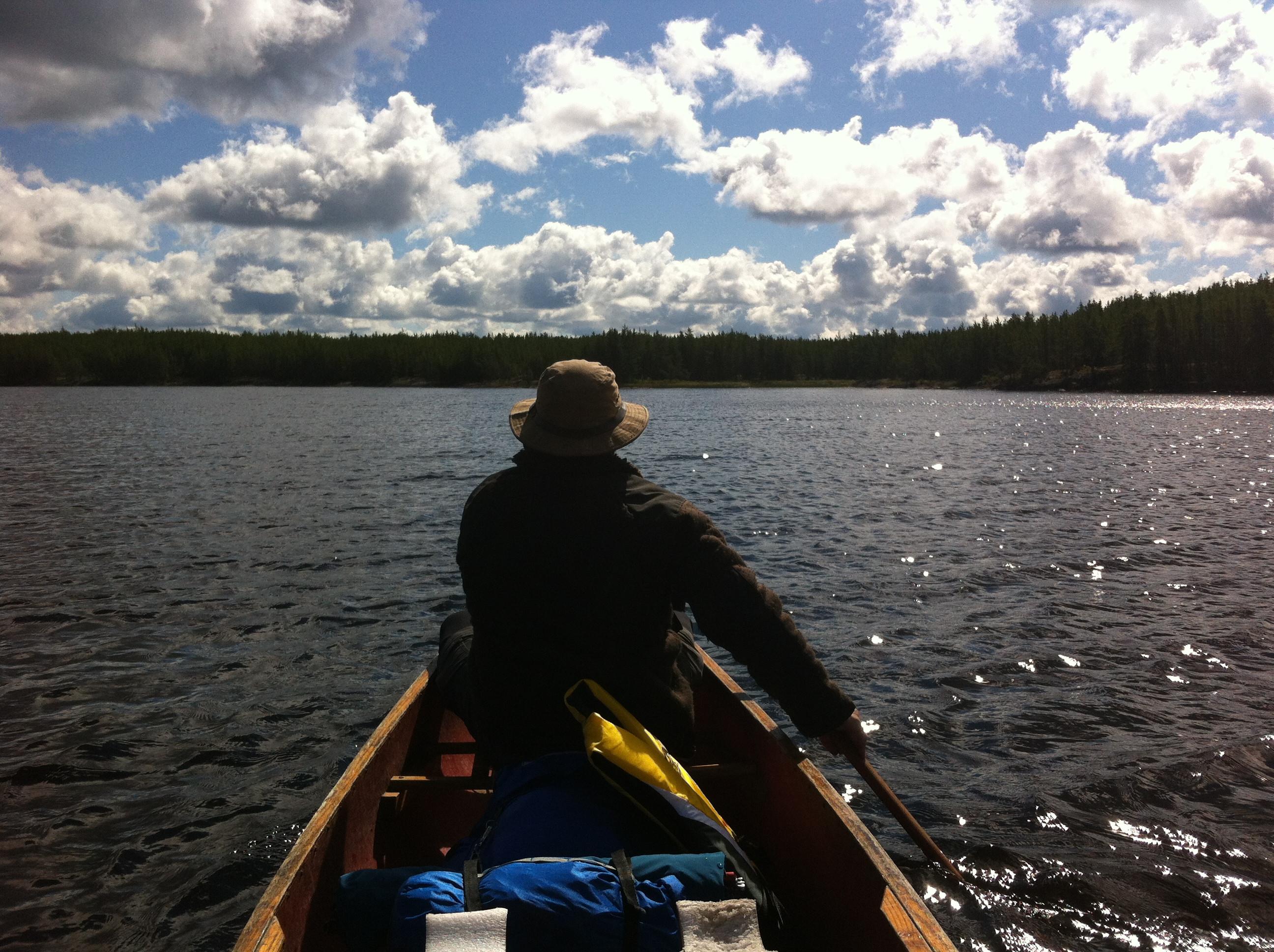 Nopiming Provincial Park - Manitoba, Canada