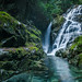 Kennedy Falls, North Vancouver by colink.