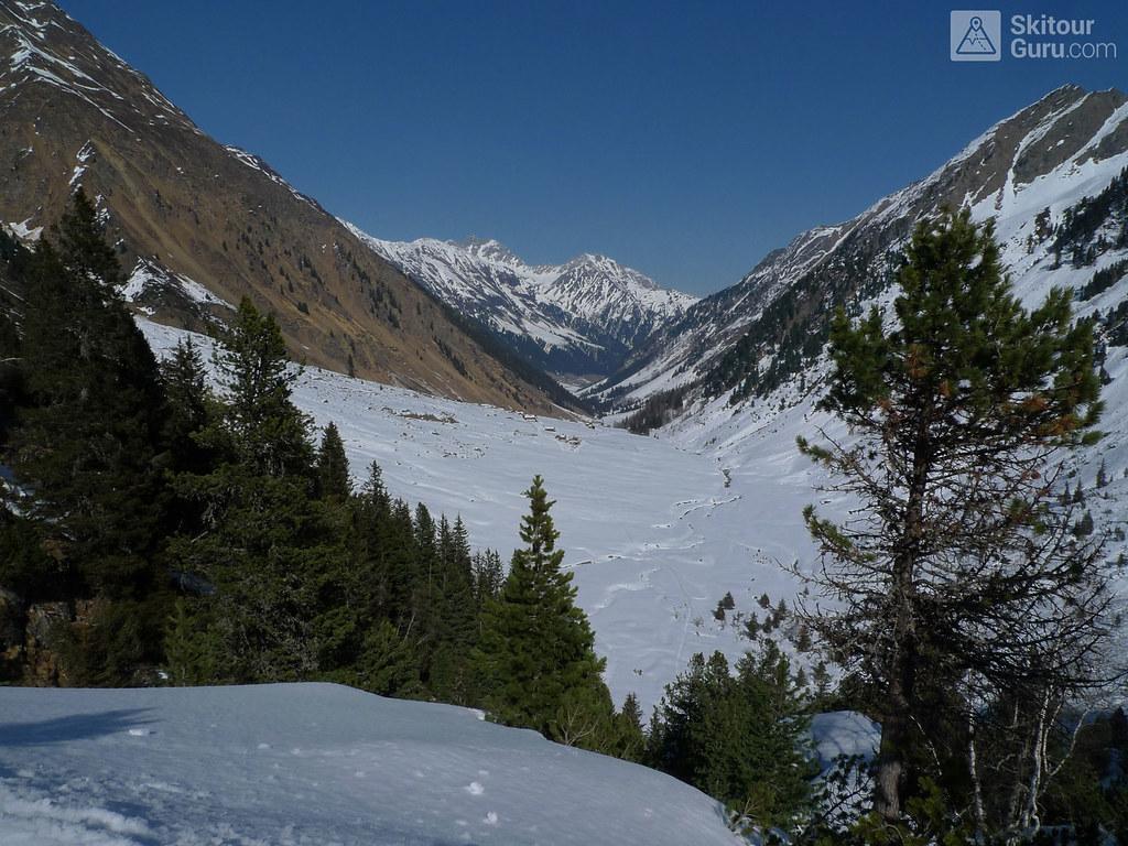 Franz Senn Hütte Stubaiské Alpy Österreich foto 14