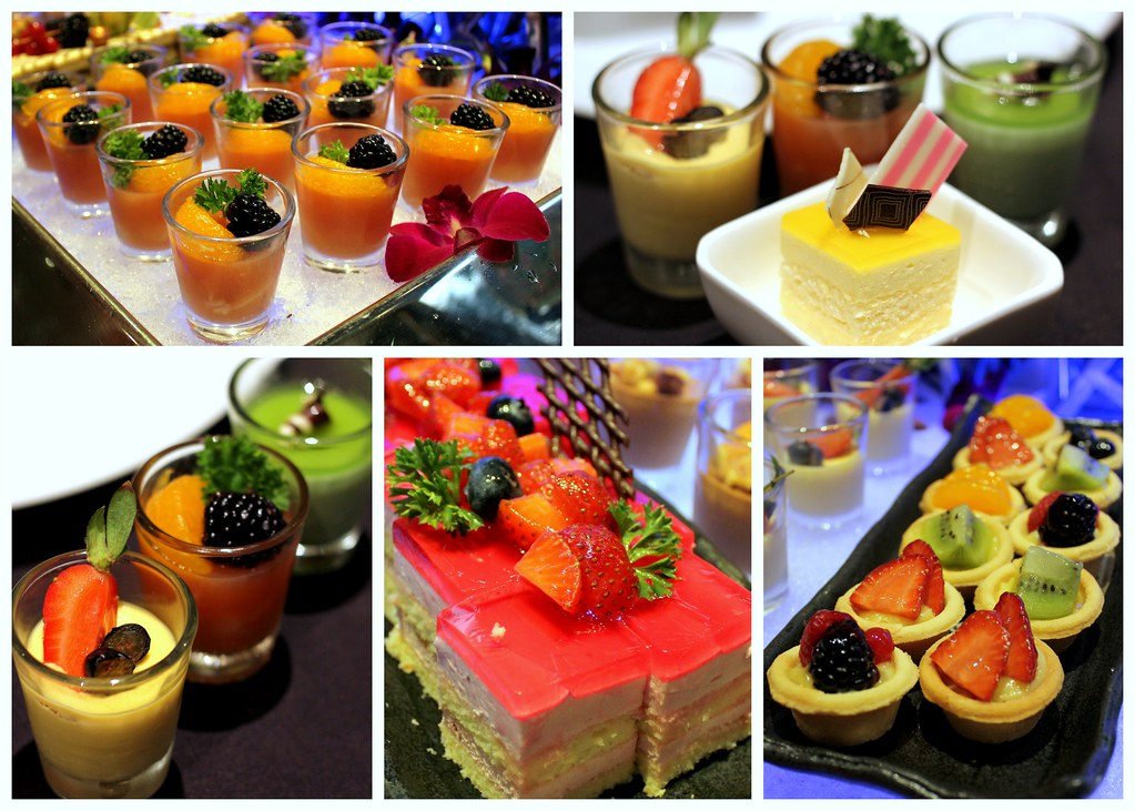 Spices Cafe Harvest of the Sea Buffet Desserts Bar