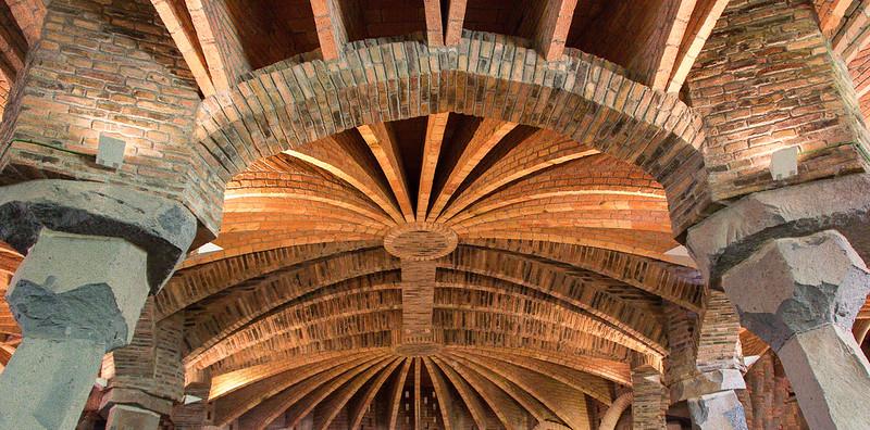 voute Gaudi