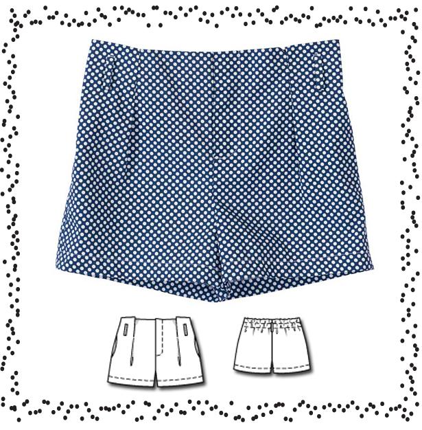 131 Kids Shorts