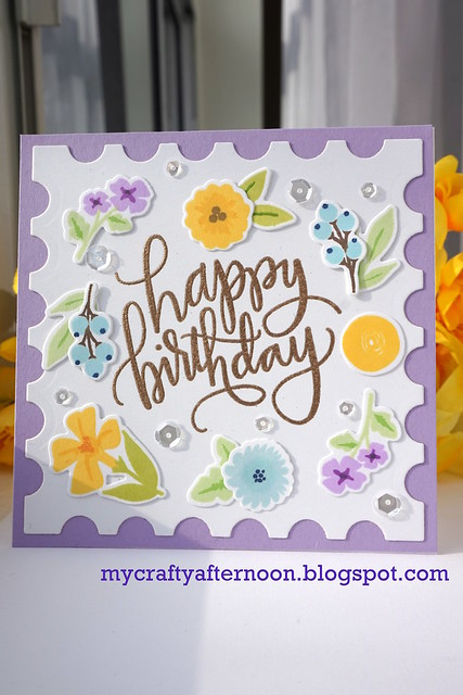 Fresh Cut Florals Birthday