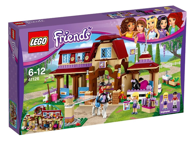 LEGO Friends 41126 - Heartlake Horse Riding Club