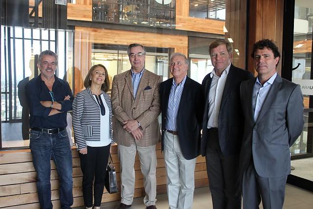 AOA visita el Centro de Innovación UC.