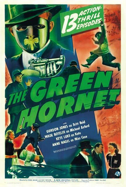 (1940) The Green Hornet