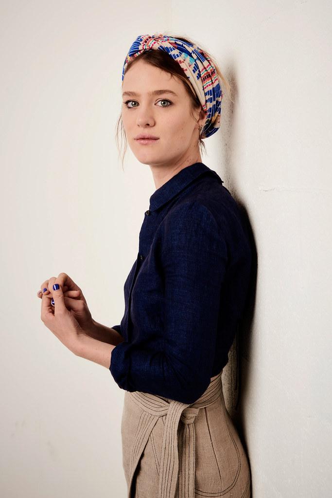 Маккензи Дэвис — Фотосессия для «Всегда сияй» на «Tribeca» 2016 – 3