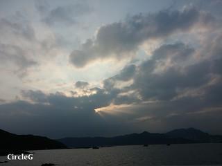CIRCLEG 圖文 東龍島 遊記 一天遊 香港 西灣河 船 (30)