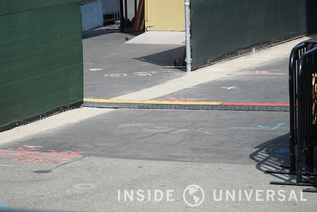 Photo Update: March 20, 2016 - Universal Studios Hollywood - Soundstage 28