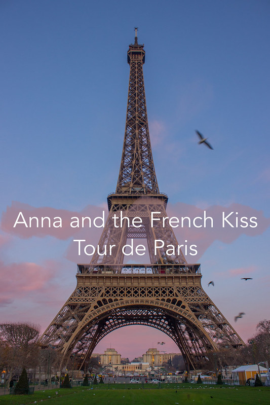 Anna and the French Kiss tour of Paris