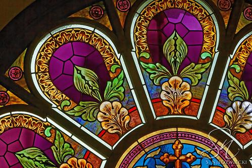 St. Josaphat Glass 9864-14