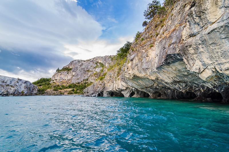 Cavernas de Mármol - Lago General Carrera