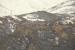 View to Tatev Monastery