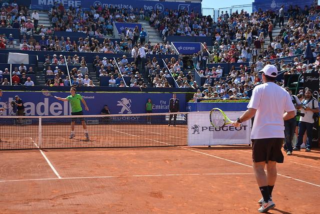 Clínic Trofeu Conde de Godó 2016