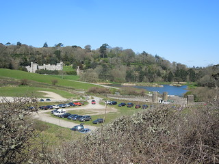 16 04 19 Day 28 (3) Caerhays Castle and Porthlune Cove