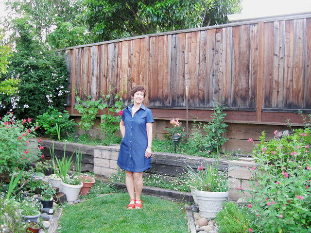 denim dress no belt