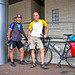 Peter Gostelow posted a photo:	A retired Japanese cyclist touring his country.