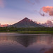 The Red Mayon by arcreyes [-ratamahatta-]