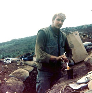 Operation Scotland, Ted Vdorick, March 1968