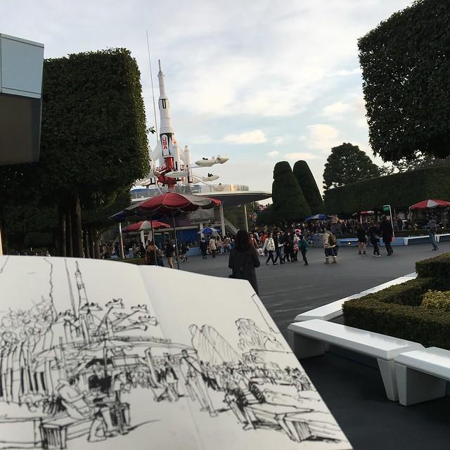151224_Tokyo -Disneyland_Photo