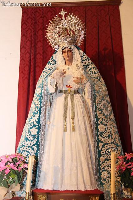 María Santísima de la Estrella en la Inmaculada Concepción