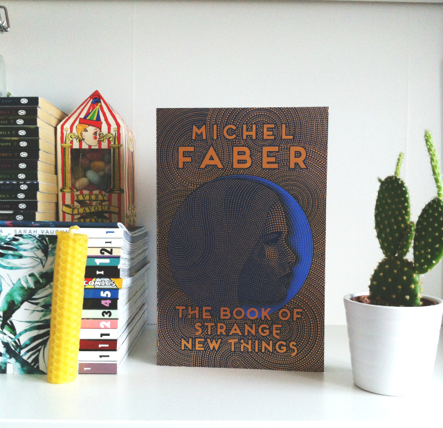 uk book blog vivatramp the book of strange new things michel faber