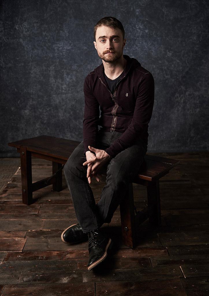 Дэниел Рэдклифф — Фотосессия для «Перочинный человек» на «Sundance» 2016 – 15