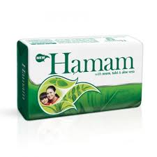 Neem soaps in India - Hamam Soap Price Benefits