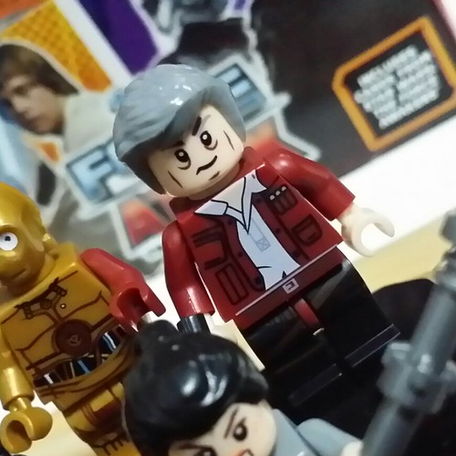 TFA not-Lego minifigure