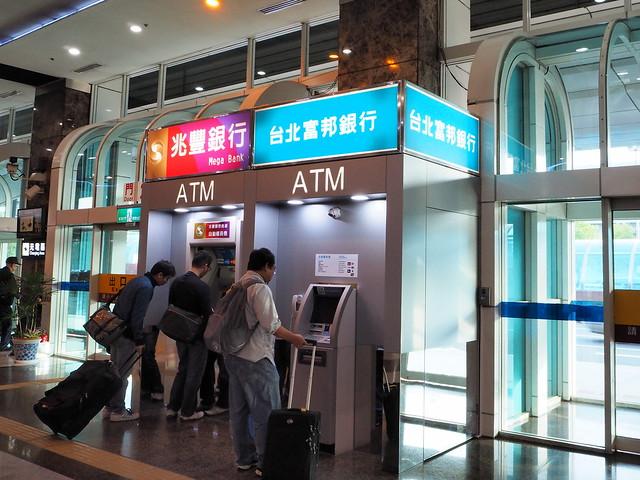 高雄空港ATM