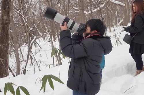 迷カメラマン