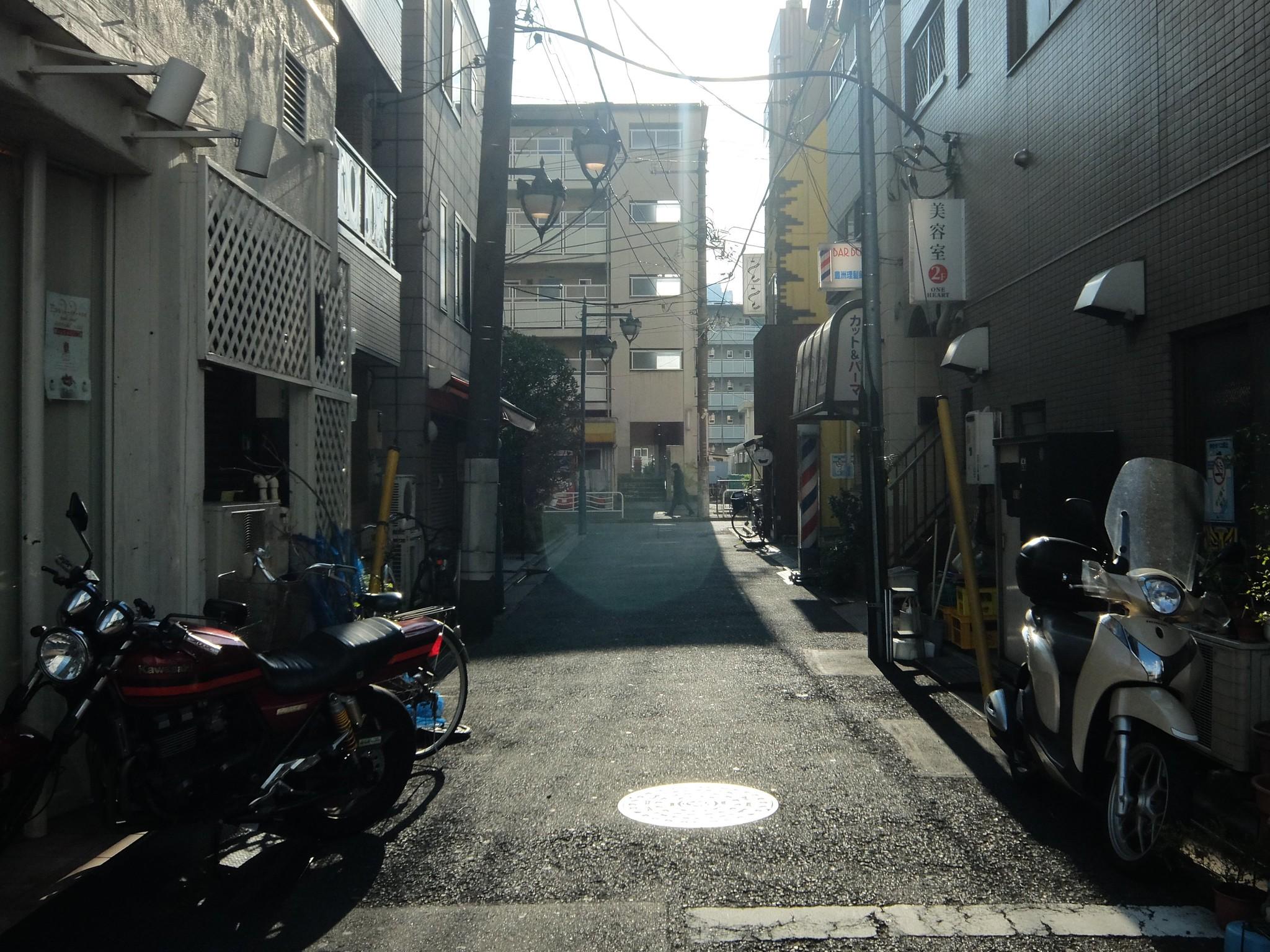 Toyosu Tokyo, Japan